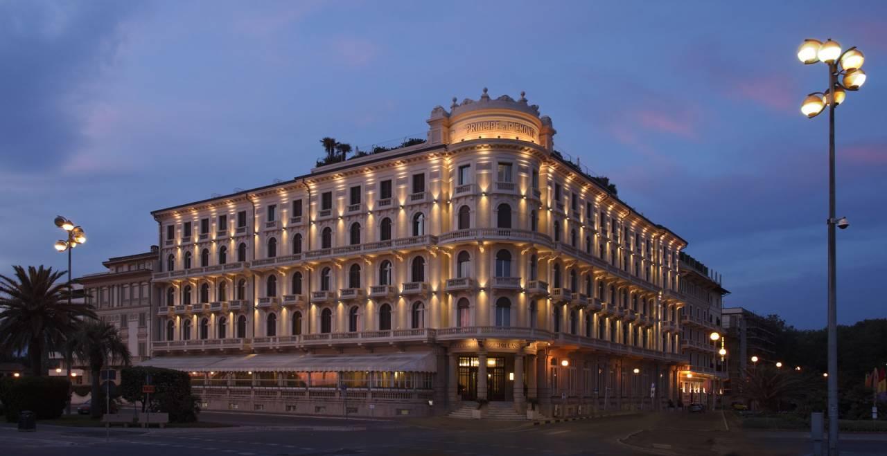 Viareggio_Hotel Principe di Piemonte