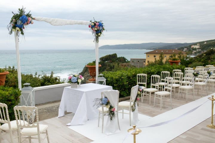 Wedding spazio cerimonia