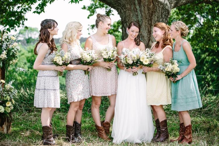 wedding stile country