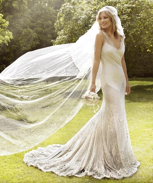 Vestito Da Sposa Kate Moss.Matrimonio Boho Chic Diario Di Una Wedding Planner