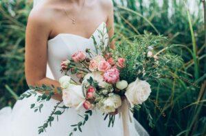 Bouquet aperto e voluminoso