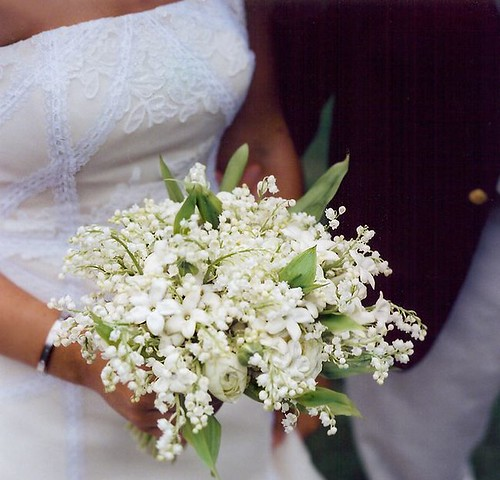 bouquet in estate